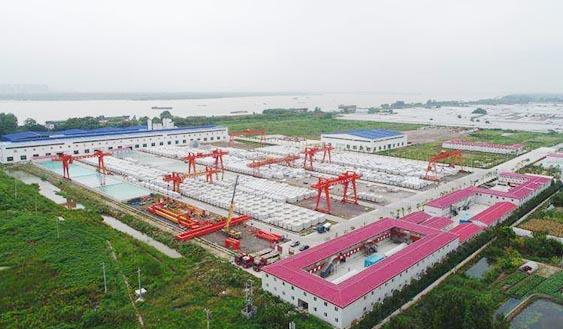 中铁十四局集团电气化工程有限公司芜湖大盾构基地工程