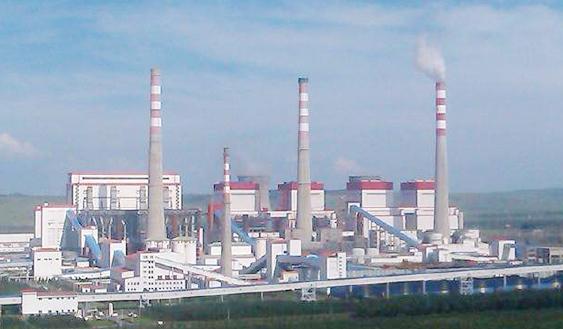 华能伊敏煤电有限责任公司项目